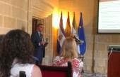 La Torre Tavira en la presentación del Plan de Marketing del Aeropuerto de Jerez